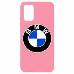 Чохол для Samsung A02s/M02s BMW
