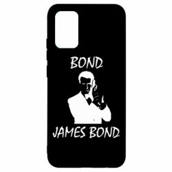 Чохол для Samsung A02s/M02s Bond  James Bond