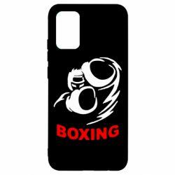 Чохол для Samsung A02s/M02s Boxing