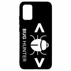 Чохол для Samsung A02s/M02s Bug Hunter
