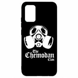 Чохол для Samsung A02s/M02s Chemodan