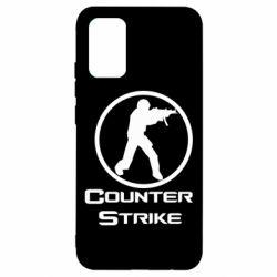 Чехол для Samsung A02s/M02s Counter Strike