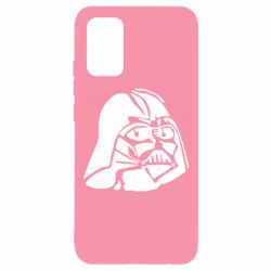 Чехол для Samsung A02s/M02s Darth Vader