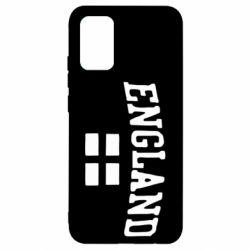 Чохол для Samsung A02s/M02s England