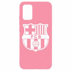 Чохол для Samsung A02s/M02s FC Barcelona