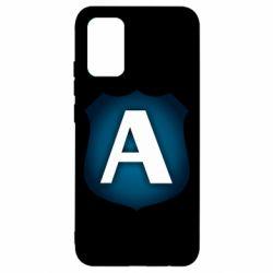 Чохол для Samsung A02s/M02s Форум Антиколлектор Лого Минимал