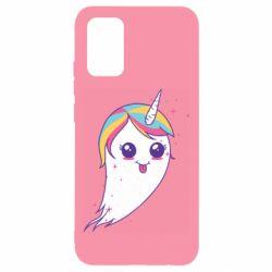 Чохол для Samsung A02s/M02s Ghost Unicorn