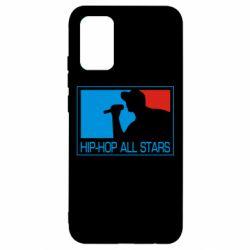 Чехол для Samsung A02s/M02s Hip-hop all stars