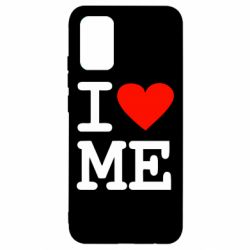 Чехол для Samsung A02s/M02s I love ME