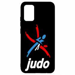 Чохол для Samsung A02s/M02s Judo Logo