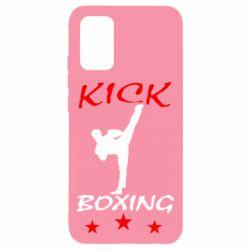 Чохол для Samsung A02s/M02s Kickboxing Fight