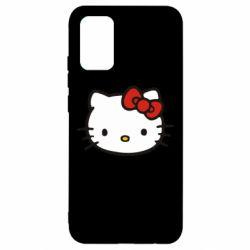 Чохол для Samsung A02s/M02s Kitty