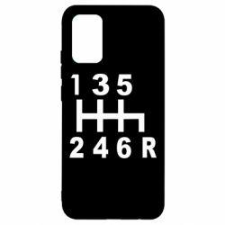 Чехол для Samsung A02s/M02s Коробка передач