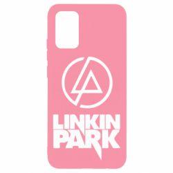 Чохол для Samsung A02s/M02s Linkin Park