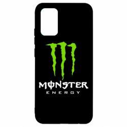 Чохол для Samsung A02s/M02s Monster Energy Classic