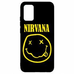 Чехол для Samsung A02s/M02s Nirvana (Нирвана)