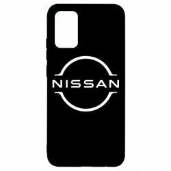 Чохол для Samsung A02s/M02s Nissan new logo
