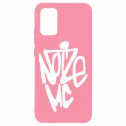 Чехол для Samsung A02s/M02s Noize MC