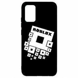 Чохол для Samsung A02s/M02s Roblox logos