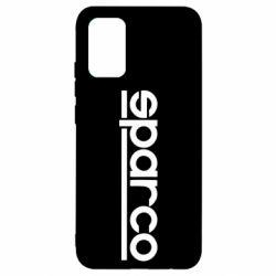 Чохол для Samsung A02s/M02s Sparco