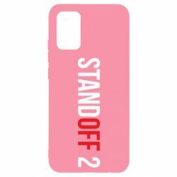 Чохол для Samsung A02s/M02s Standoff 2 logo