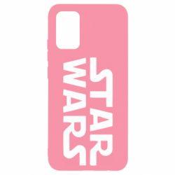 Чохол для Samsung A02s/M02s STAR WARS