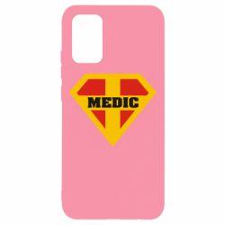Чехол для Samsung A02s/M02s Super Medic
