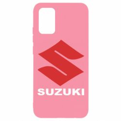 Чехол для Samsung A02s/M02s Suzuki