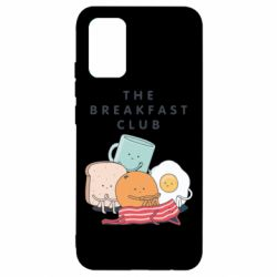 Чохол для Samsung A02s/M02s The breakfast club
