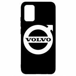 Чехол для Samsung A02s/M02s Volvo