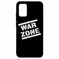 Чохол для Samsung A02s/M02s War Zone