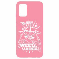 Чехол для Samsung A02s/M02s Weed Vader