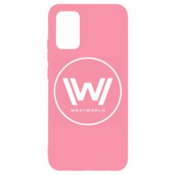 Чохол для Samsung A02s/M02s Wild West World logo