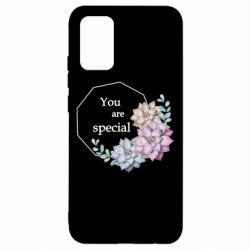 Чохол для Samsung A02s/M02s You are special