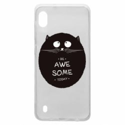 Чохол для Samsung A10 Be Awesome Today!