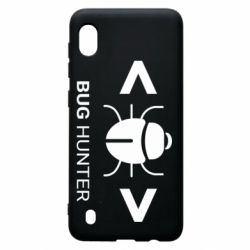 Чохол для Samsung A10 Bug Hunter