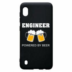 Чохол для Samsung A10 Engineer Powered By Beer