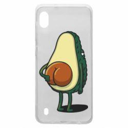 Чохол для Samsung A10 Funny avocado