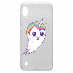 Чохол для Samsung A10 Ghost Unicorn