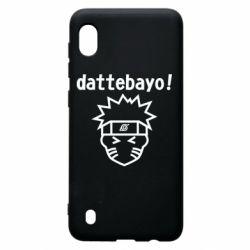 Чохол для Samsung A10 Naruto dattebayo!
