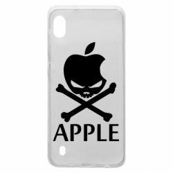 Чехол для Samsung A10 Pirate Apple