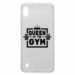 Чохол для Samsung A10 Queen Of The Gym