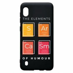 Чохол для Samsung A10 Sarcasm