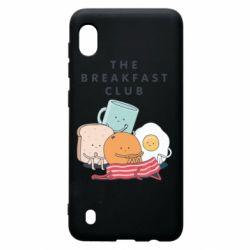 Чохол для Samsung A10 The breakfast club