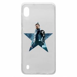 Чохол для Samsung A10 Winter Soldier Star