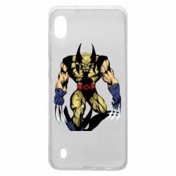Чохол для Samsung A10 Wolverine comics