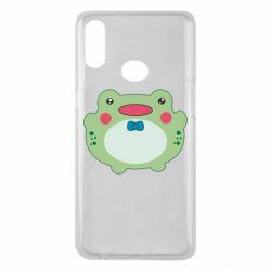 Чохол для Samsung A10s Baby frog