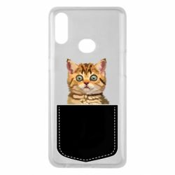 Чехол для Samsung A10s Cat in your pocket