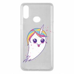 Чохол для Samsung A10s Ghost Unicorn