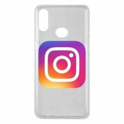Чохол для Samsung A10s Instagram Logo Gradient